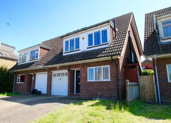 Thumbnail 3 bedroom semi-detached house for sale in Croydon Road, Keston