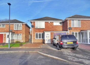 Thumbnail 3 bed semi-detached house to rent in Larkhill Crescent, Sinfin, Derby