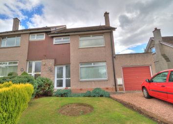 Thumbnail 3 bedroom semi-detached house for sale in Morar Place, Broughty Ferry, Dundee