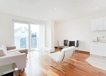 Thumbnail Flat to rent in Hawker Building, Chelsea Bridge Wharf, London