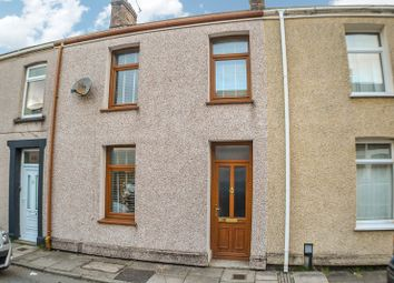 3 bed terraced house for sale in Velindre Street, Port Talbot, Neath Port Talbot. SA13
