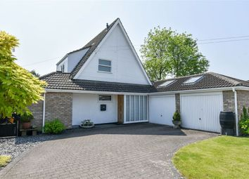 Thumbnail 4 bed detached bungalow for sale in Drome Road, Copmanthorpe, York
