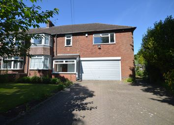 Thumbnail 5 bed semi-detached house for sale in Green Lane, Finham, Coventry