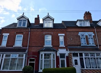 Thumbnail 3 bed terraced house for sale in Grove Road, Sparkhill