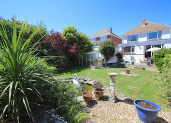 Thumbnail 4 bed detached house for sale in Bonfields Avenue, Swanage
