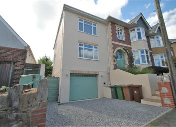 5 bed semi-detached house for sale in Culme Road, Plymouth PL3