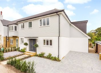 Thumbnail 4 bed semi-detached house for sale in Manor Close, Warlingham, Surrey