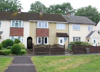 Thumbnail 4 bed terraced house for sale in Twelve Acre Crescent, Farnborough