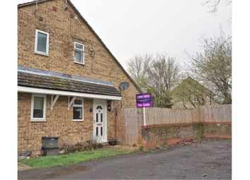 Thumbnail 1 bed semi-detached house for sale in Blakes Avenue, Witney