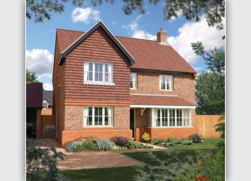 "Thumbnail 5 bedroom detached house for sale in ""The Chester"" at Trench Lock, Hadley, Telford"