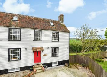 Thumbnail 4 bed semi-detached house for sale in Brenzett, Romney Marsh