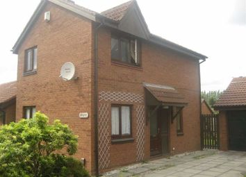 Thumbnail 3 bedroom detached house to rent in Sedge Close, Reddish Vale, Stockport