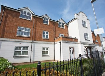 Thumbnail 2 bed flat for sale in Cotton Road, Portsmouth