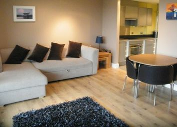 Thumbnail 1 bed flat to rent in Havannah Street, Cardiff