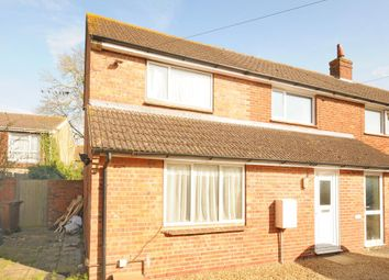 Thumbnail 1 bed end terrace house to rent in Harwell, Didcot