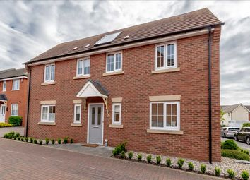 Thumbnail 4 bed detached house for sale in Badgers Holt, Woburn Sands, Milton Keynes