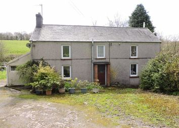 Thumbnail 2 bed property for sale in Porthyrhyd, Carmarthen