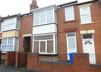 Thumbnail 3 bed terraced house for sale in Hawkshead Road, Sheffield