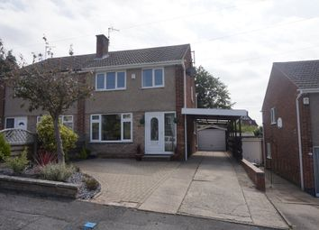 Thumbnail 3 bed semi-detached house to rent in Holmebank East, Brockwell, Chesterfield