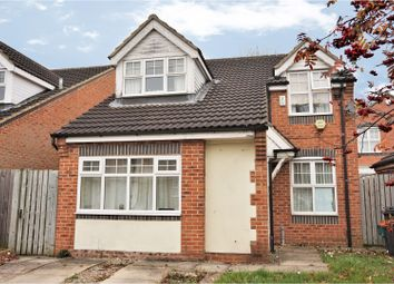 Thumbnail 4 bedroom detached house for sale in Boothroyd Drive, Leeds