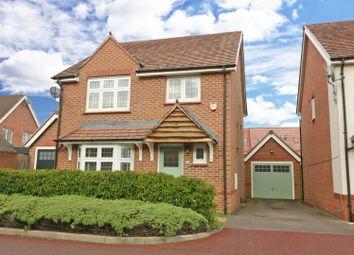 Bunting Lane, Bracknell RG12. 4 bed detached house for sale