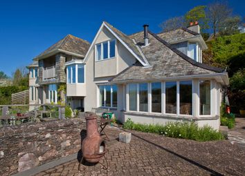 Thumbnail 5 bed detached house for sale in Lower Court Road, Newton Ferrers, South Devon