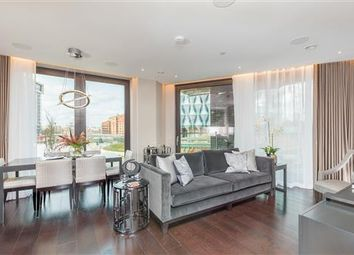 Thumbnail 2 bed flat to rent in 10 Charles Clowes Walk, London