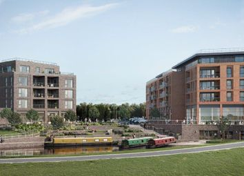 "Thumbnail 2 bed flat for sale in ""Wharf View"" at Silbury Boulevard, Milton Keynes"