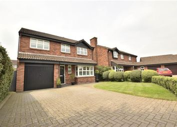 Thumbnail 4 bed detached house for sale in Sunnyvale Drive, Longwell Green