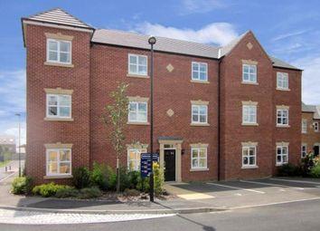 Thumbnail 2 bed flat to rent in Peter Crisp Way, Rushden