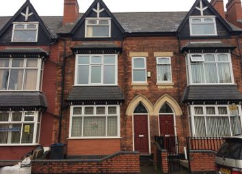 Thumbnail 5 bedroom terraced house for sale in Bowyer Road, Alum Rock