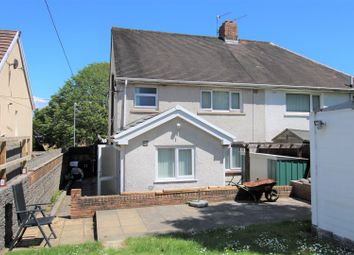 Thumbnail 3 bed semi-detached house for sale in Coombe Tennant Avenue, Skewen, Neath