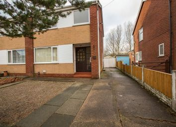 Thumbnail 3 bed semi-detached house to rent in Downham Road, Leyland