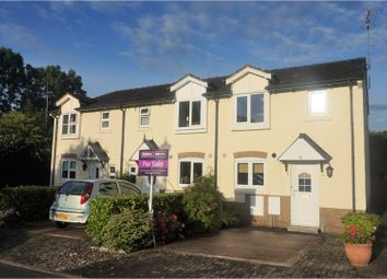 Thumbnail 2 bed end terrace house for sale in Llys Dolhaiarn, Llanfairth