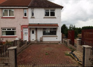 Thumbnail 2 bed terraced house to rent in Linksview Road, Motherwell, North Lanarkshire