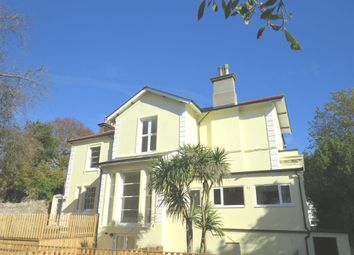 Thumbnail 2 bed flat for sale in Cleveland Road, Torquay