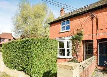 Thumbnail 3 bed end terrace house for sale in Rushes Road, Petersfield