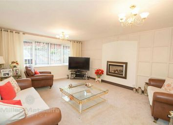 Thumbnail 5 bedroom detached house for sale in Falconwood Chase, Worsley, Manchester