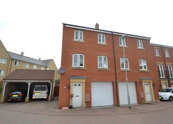 Thumbnail 3 bed end terrace house for sale in Roper Close, Colchester