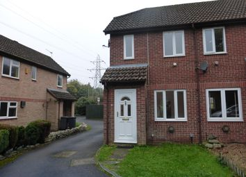 Thumbnail 1 bed semi-detached house to rent in Blackbird Court, Andover
