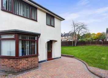 Thumbnail 3 bedroom semi-detached house for sale in Winslow Green, Chaddesden, Derby
