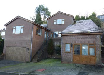 Thumbnail 4 bed detached house for sale in Scudamore Close, Pontrilas, Hereford