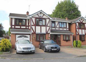 Thumbnail 5 bed detached house for sale in Roach Pool Croft, Edgbaston, Birmingham