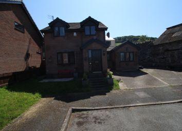 Thumbnail 4 bed detached house for sale in Llys Owen, Prestatyn, Flintshire