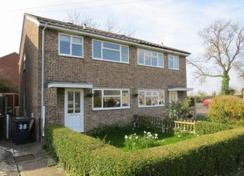 Thumbnail 3 bed semi-detached house to rent in Sherrard Close, Whissendine, Oakham