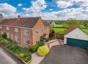 Thumbnail 5 bed semi-detached house for sale in Groton, Sudbury, Suffolk