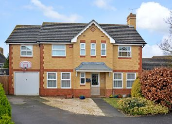 Thumbnail 4 bed detached house for sale in Stort Close, Didcot
