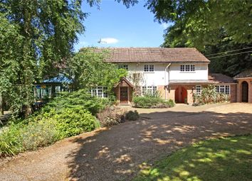 Thumbnail 7 bed detached house for sale in Castle Street, Bletchingley, Redhill