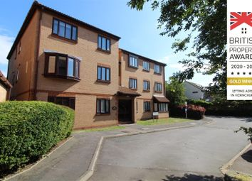Thumbnail 1 bed flat to rent in Marwell Close, Gidea Park, Romford