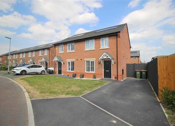 Thumbnail 3 bed semi-detached house for sale in Oxbridge Road, Cottam, Preston
